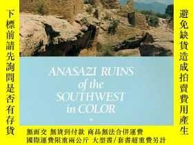 二手書博民逛書店Anasazi罕見Ruins of the SouthwestY