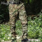 战术长裤男户外工装裤军迷特种兵作训裤春秋修身战术裤 可然精品