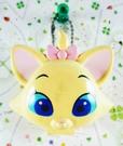 【震撼精品百貨】The Aristocats Marie 迪士尼瑪莉貓~吊飾鏡梳組-大眼