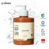 【VARNA】丹麥進口無香精色素溫和滋潤長效抑菌洗手乳(母嬰/易過敏體