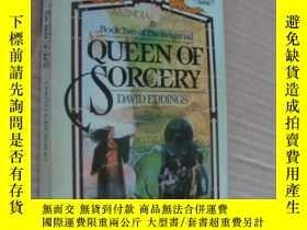 二手書博民逛書店Queen罕見of Sorcery 巫術皇后Y146810 Da