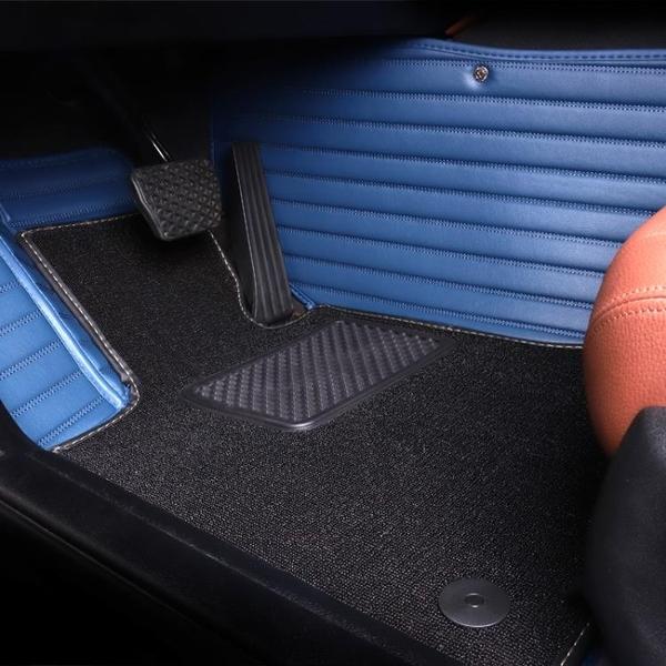 汽車腳墊 保時捷新卡宴macan帕拉梅拉Panamera卡曼718卡宴CayenneBoxer全包圍
