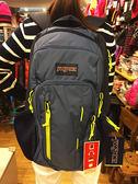 JANSPORT 15吋電腦背包/後背包 水壺側袋 ~ 藍色  ( JS-41017 )