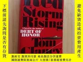二手書博民逛書店Red罕見Storm Rising(英文原版)Y19246 見圖 見圖 出版1986