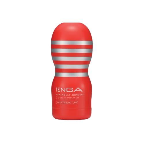 挺趣杯自慰飛機杯罐 情趣用品 日本TENGA 深管口交型自慰杯-標準(TOC-101)