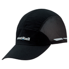 [好也戶外]mont-bell 透氣棒球帽 TRAIL LIGHT CAP No.1118439-BK/DKMA