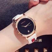 新款時尚潮流女士手錶 韓版休閑時裝錶個性特色女錶《小師妹》yw196