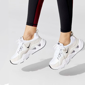 【現貨】 NIKE Ryz365  女 灰白 簍空 增高 鋸齒球鞋 芸芸款 休閒 BQ4153-100