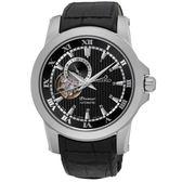 【時間光廊】SEIKO 精工錶 Premier 簍空 皮帶 自動上鍊機械錶 全新原廠公司貨 SSA277J2