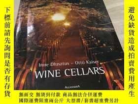 二手書博民逛書店WINE罕見CELLARS 外文原版酒文化Y310945