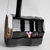 二胡 銅軸二胡二胡琴箱全套配件調音器專業演奏民族樂器初學二胡T