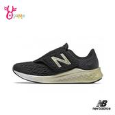 New Balance童鞋 男童鞋 飛機鞋 男童運動鞋 透氣 耐磨 兒童跑步鞋 P8431#黑金◆OSOME奧森鞋業