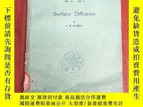 二手書博民逛書店surface罕見diffusion(P3187)Y173412