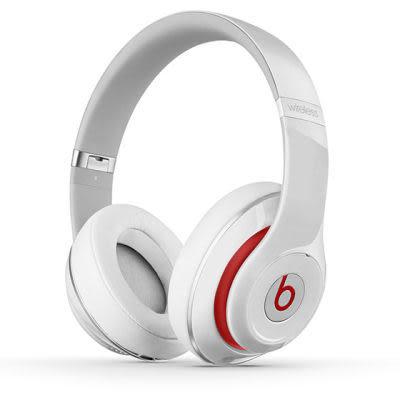 【台中平價鋪】潮牌首選Beats Studio Wireless 耳罩式藍牙無線耳機 - 白 時尚潮流感 先創公司貨
