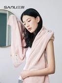 浴巾三利浴巾純棉成人男女大款超大毛巾三件套家用吸水速乾不掉毛裹巾 衣間迷你屋