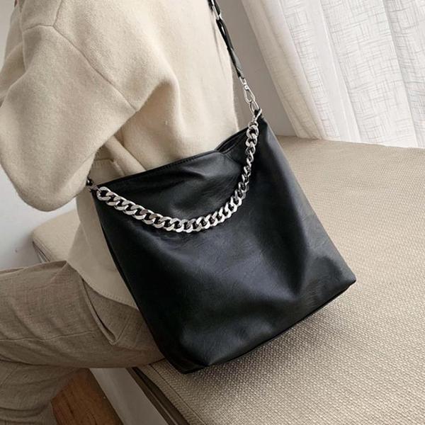大容量包包女包新款韓版原宿ulzzang大學生上課包單肩斜挎包