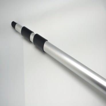 3米3節飛魚牌伸縮鋁桿