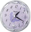 迪士尼長髮公主水晶時鐘鬧鐘4SE546MR12通販屋