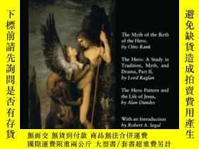 二手書博民逛書店In罕見Quest Of The HeroY256260 Otto Rank Princeton Univer