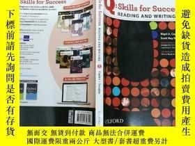二手書博民逛書店Q:罕見Skills for Success 5 with Access Code Card: Reading a
