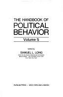 二手書博民逛書店 《The Handbook of Political Behavior》 R2Y ISBN:0306406055
