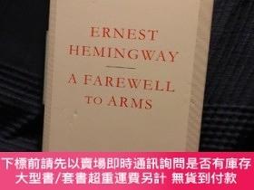 二手書博民逛書店A罕見Farewell to Arms 永別了,武器 ERNEST HEMINGWAY 海明威Y485544