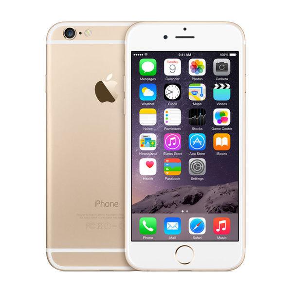 APPLE iPhone6 / Apple iPhone 6 / i6 32G 4.7吋 / 贈鋼化玻璃貼 / 一次刷清【香檳金】