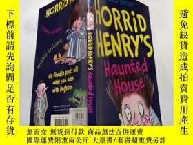 二手書博民逛書店horrid罕見henry s haunted house :可怕的亨利鬼屋.Y212829
