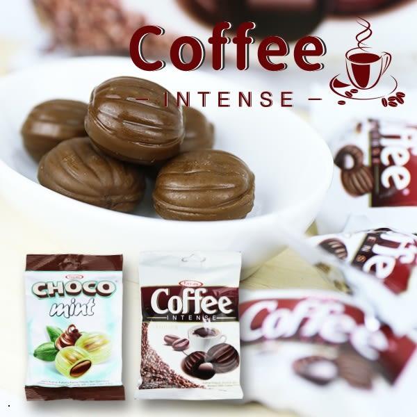 土耳其 塔雅思 咖啡/薄荷巧克力夾心糖 90g【櫻桃飾品】【28773】