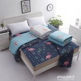 床墊學生宿舍夏季透氣薄款榻榻米墊子1.2米1.5m床1.8m床2米雙人   多莉絲旗艦店YYS