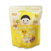 【愛吾兒】韓國 NAEBRO 米糕爆米花40g 香蕉口味(7個月以上適用) 韓國進口