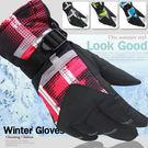 防曬手套│幾何加厚保暖手套.透氣防滑手套...