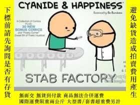二手書博民逛書店Cyanide罕見& Happiness: Stab FactoryY410016 Kris Wilson R