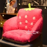 一體坐墊 坐墊靠墊一體辦公室久坐椅子座椅屁股學生椅墊厚墊子靠背座墊地上 6色