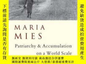 二手書博民逛書店Patriarchy罕見And Accumulation On A World ScaleY364682 Ma