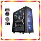 微星 i7-8700K 水冷式電競機 配備GTX1070 強顯 閃電狼RGB炫光記憶體