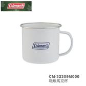 【速捷戶外】美國Coleman CM-32359 琺琅馬克杯, 琺琅食器,露營餐具,野炊餐具,戶外餐具