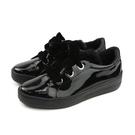 The FLEXX 休閒鞋 黑色 漆皮 女鞋 C1503_19 no002