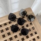 超大框墨鏡女圓臉顯瘦防曬太陽鏡