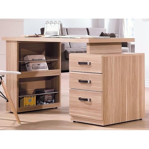 書桌 電腦桌 TV-479-1 諾拉4尺伸縮書桌 (不含其它產品)【大眾家居舘】