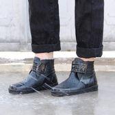 七夕好康又一發 短筒廚師雨水靴防滑膠鞋洗車防水鞋低幫
