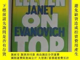 二手書博民逛書店英文原版罕見Eleven on Top by Evanovich