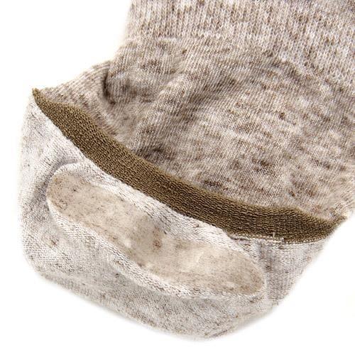 日本森林小熊與咖啡齊面防滑短襪~夏綠蒂didi-shop