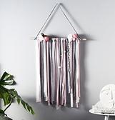 居家掛飾INS牆面壁飾流蘇掛件壁飾心臥室手工房間棉繩掛飾 聖誕節全館免運