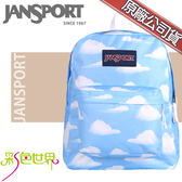 JANSPORT後背包包大容量JS-43501-3D0小雲朵朵