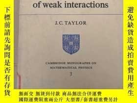 二手書博民逛書店Gauge罕見theories of weak interact