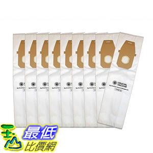 [106美國直購] 9 Type Q Allergen Bags for Hoover Platinum UH30010COM Upright Vacuums; Compare to Hoover