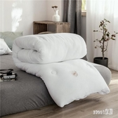 床上被子冬被加厚保暖被芯1.8酒店商用秋被2m太空被棉被蓋被褥 LR10842【Sweet家居】