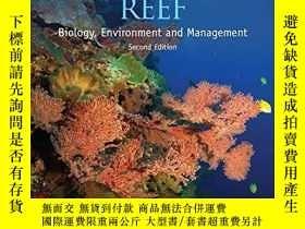 二手書博民逛書店The罕見Great Barrier Reef: Biology
