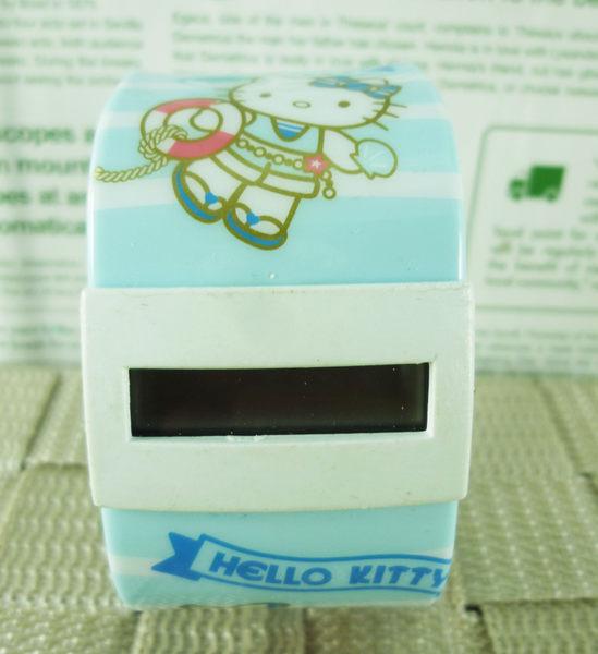 【震撼精品百貨】Hello Kitty 凱蒂貓~海洋-藍【共1款】